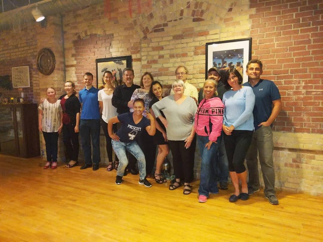 Dancing Community in Green Bay