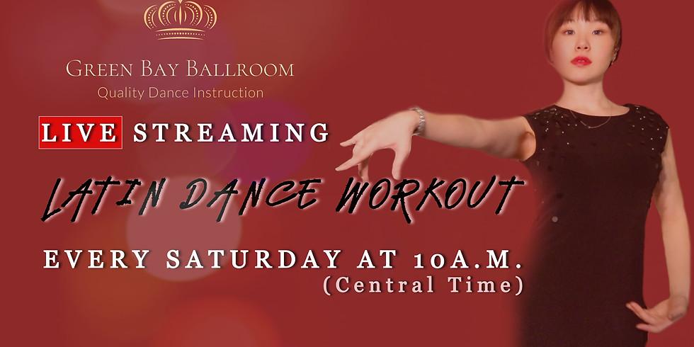 LIVE! Latin Dance Workout with HeeJu