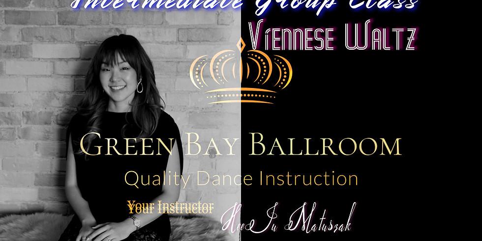 Intermediate Group Class - Viennese Waltz