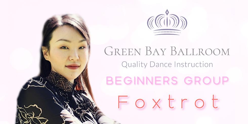 Beginners Group Class - Foxtrot