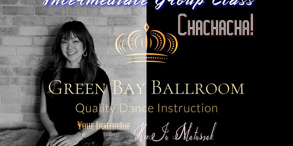 Intermediate Group Class - Chacha