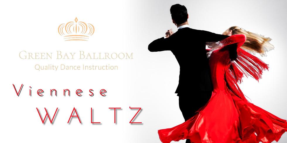Viennese Waltz Workshop