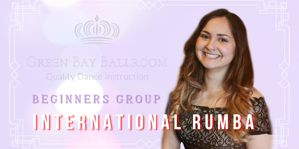 Beginners Group Class - International Rumba