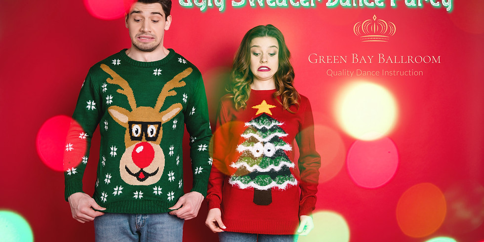Ugly Sweater Social Dance Party