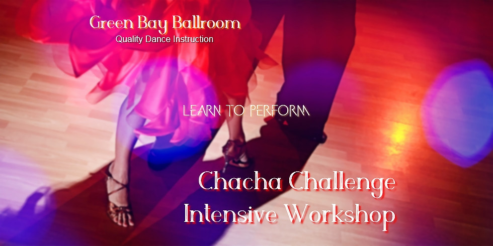 Chacha Challenge - Learn & Perform!