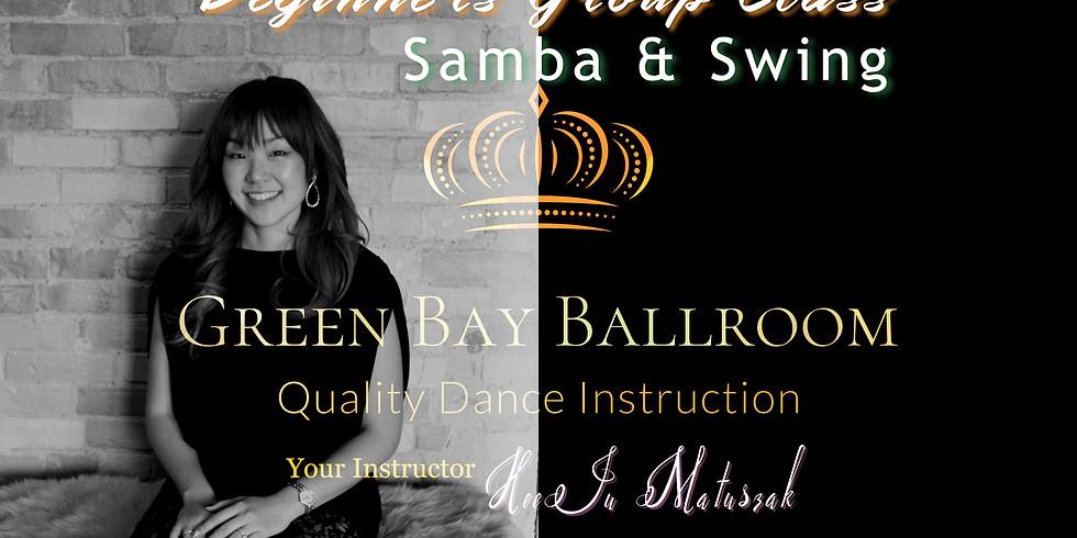 Beginners Group Class - Samba & Swing