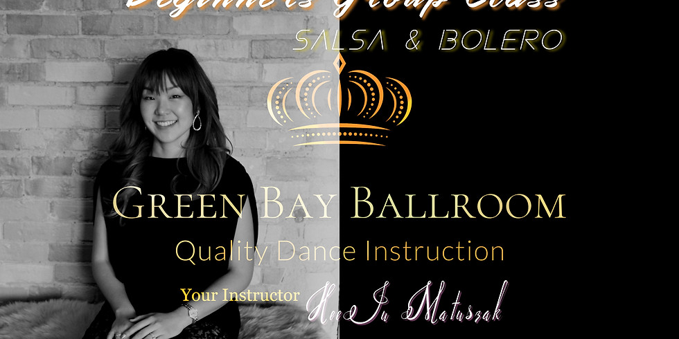 Beginners Group Class - Salsa & Bolero
