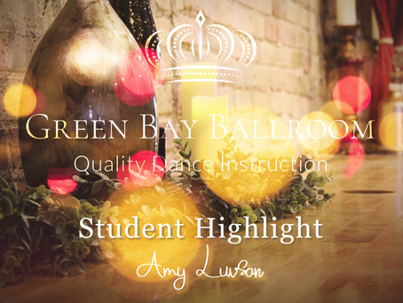 January Student Highlight: Amy Luvsan