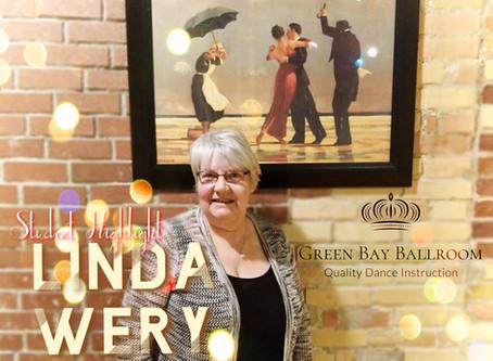 February Student Highlight: Linda Wery