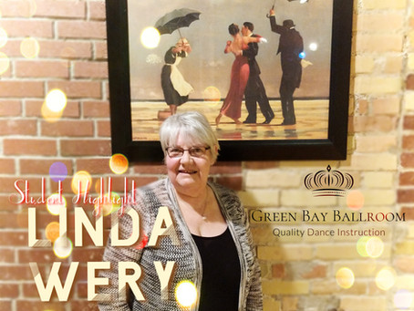 February Student Highlight: Linda Wery
