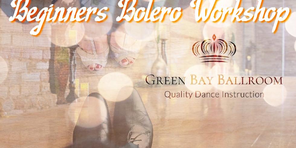 Bolero - Beginners Workshop