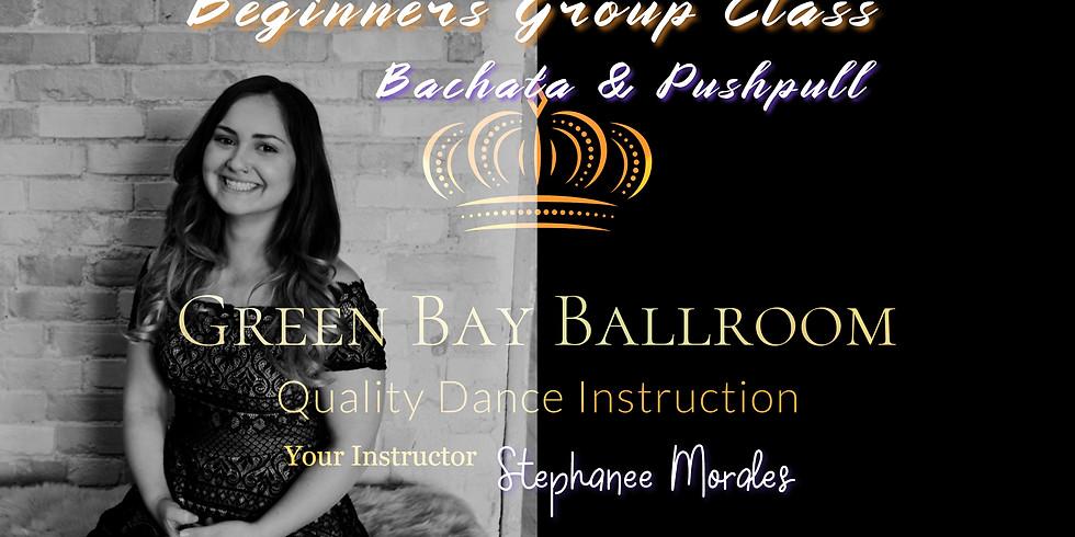 Beginners Group Class - Bachata & Push-pull