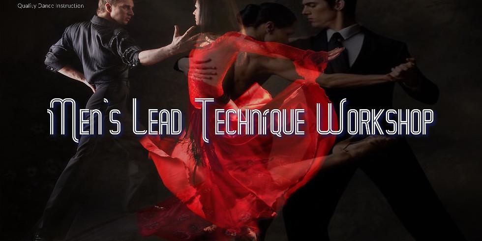 Men's Lead Technique Workshop
