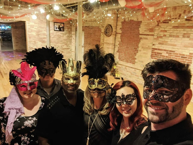 Masquerade Dance Party