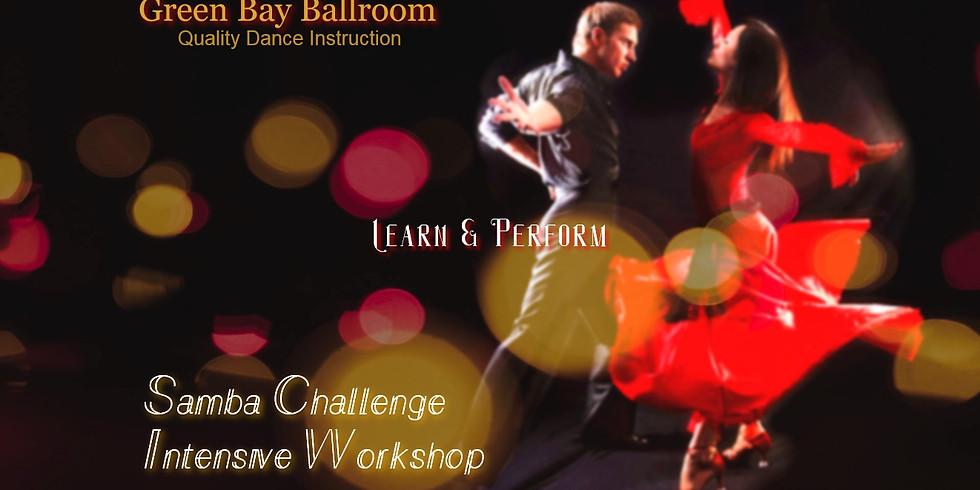 Samba Challenge - Learn & Perform!