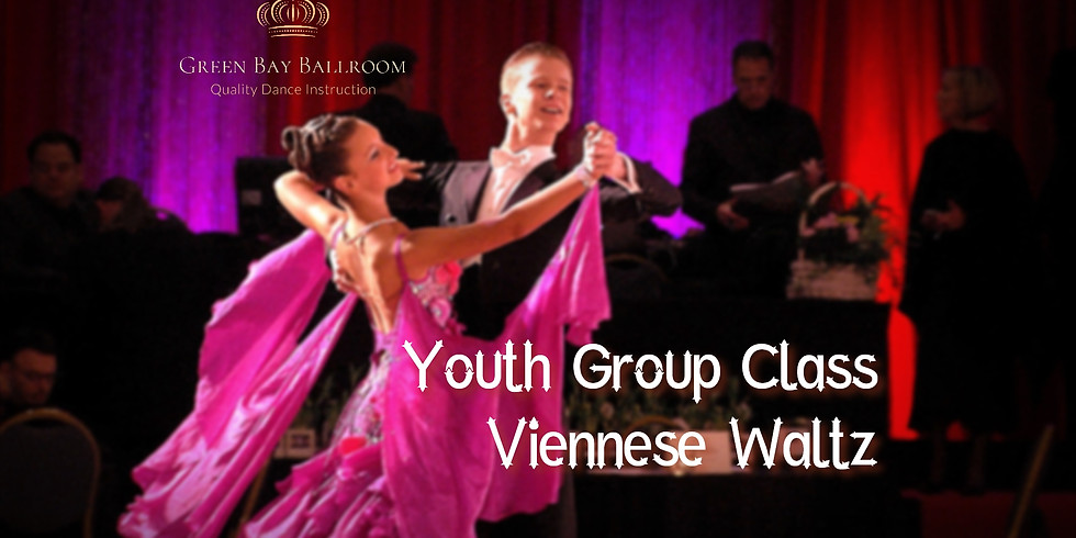 Youth Group Class - Viennese Waltz