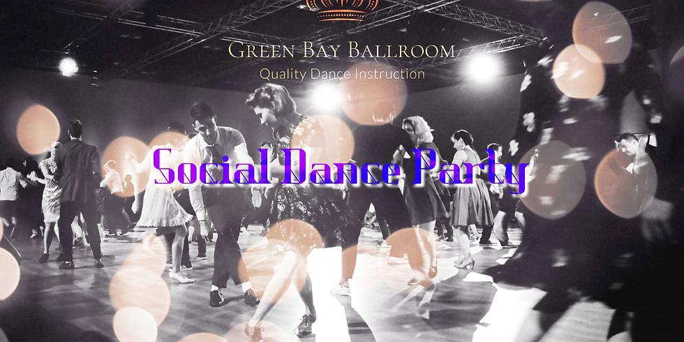 January Social Dance Party