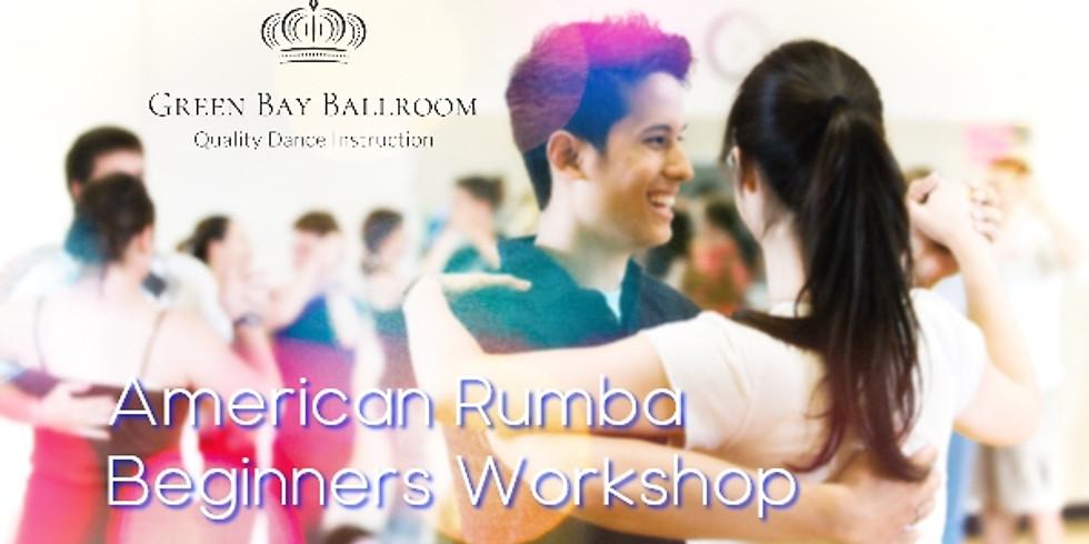 American Rumba - Beginners Workshop