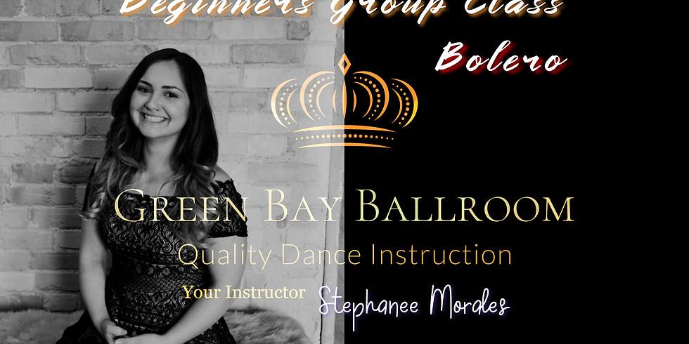 Beginners Group Class II - Bolero