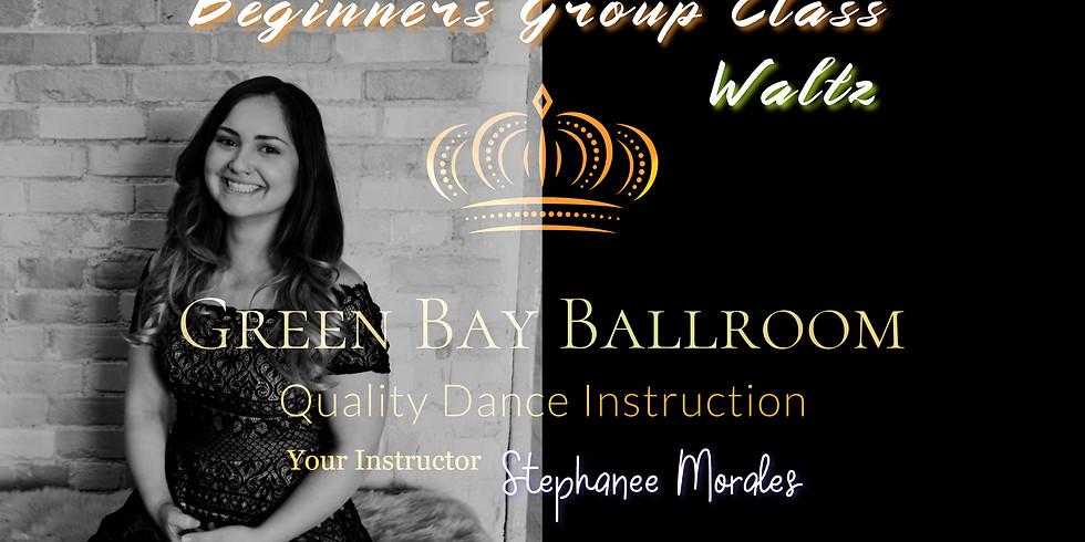 Beginners Group Class - Waltz