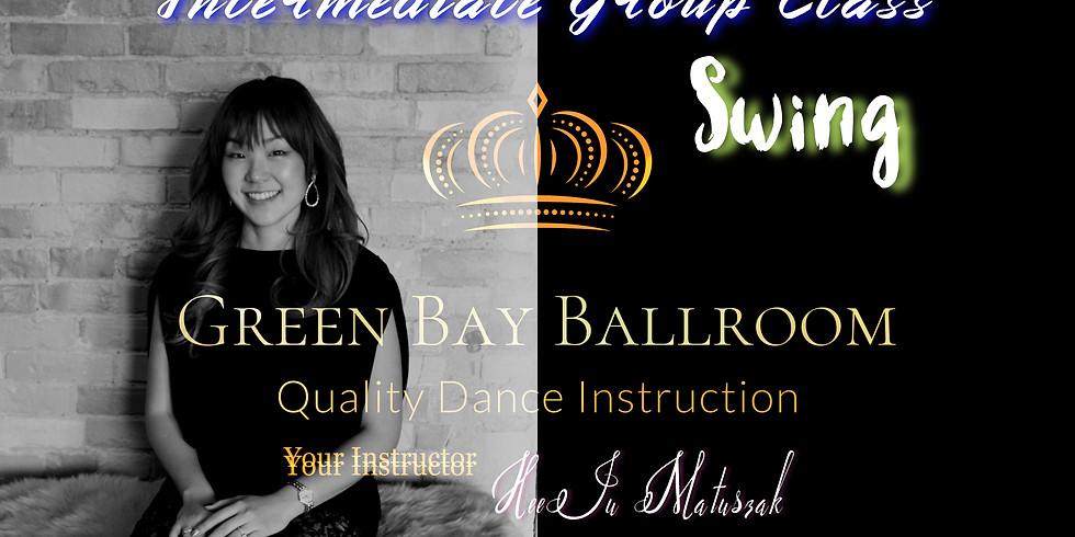 Intermediate Group Class - Swing