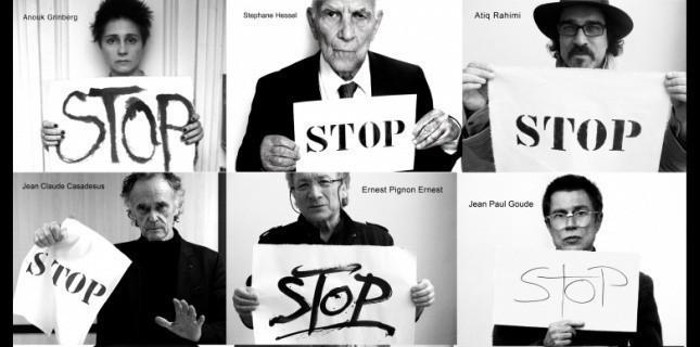 Vague blanche pour la Syrie - OMCT - Noémie Kocher