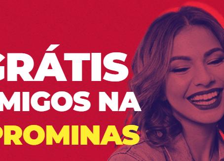 ESTUDO GRÁTIS INDICANDO AMIGOS NA FACULDADE PROMINAS !!