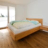 bett, lattenrost, schlafzimmer, ehebett