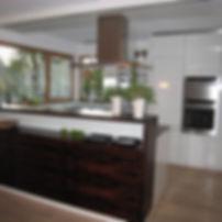 kochen, herdplatte, ablageschränke, waschbecken