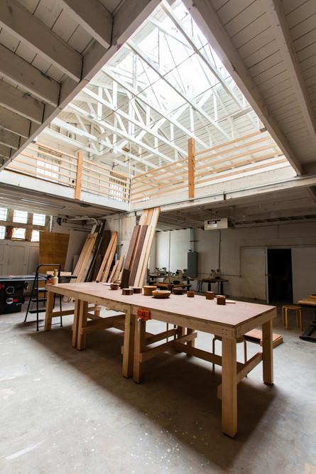 San Francisco Woodworking Space