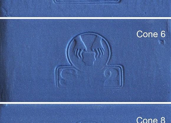 Upsala Blue Porcelain (w/ $15 firing fee)