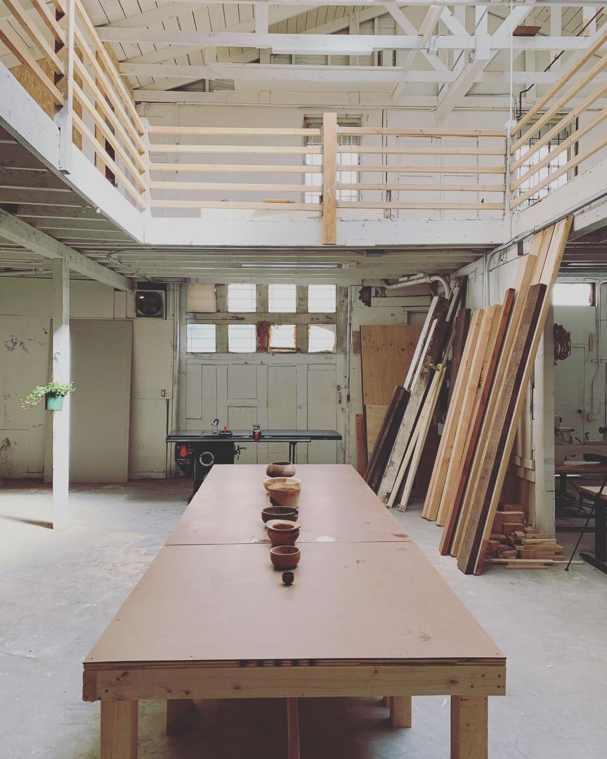 Soma San Francisco Pottery Studio Open House