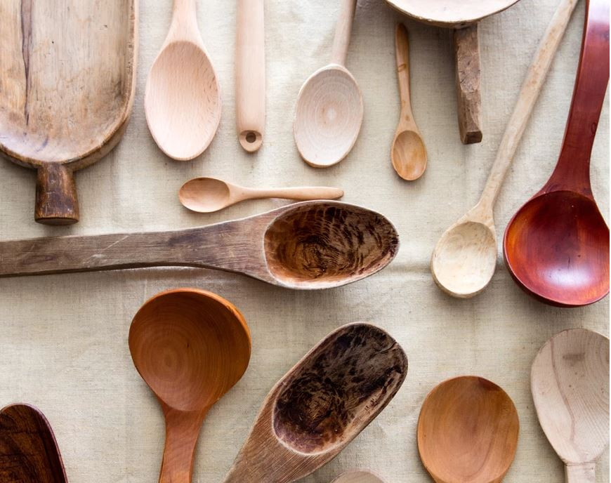 Woodworking- Spoon making