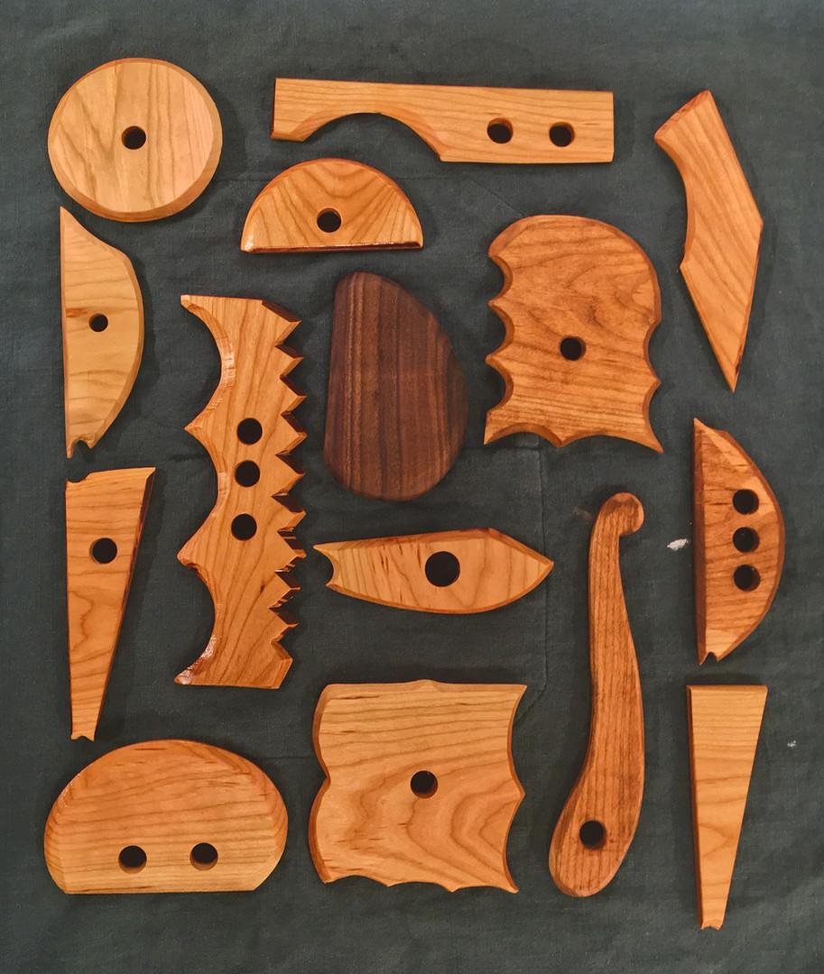 Wooden Rib Making
