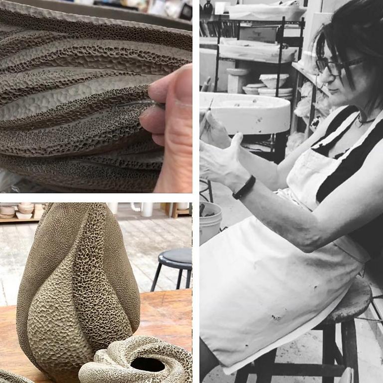 Carving & Texturing with Judi Tavill