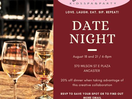 Date Night with Cavello Nero!