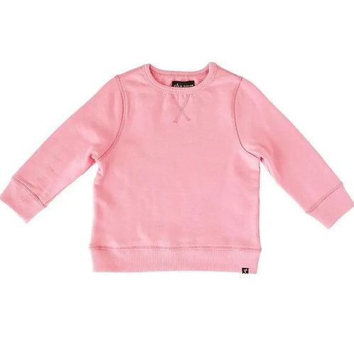 Wild Rose Crewneck Sweater
