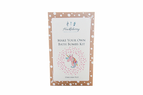 Huckleberry Make Your Own Bath Bomb Kit