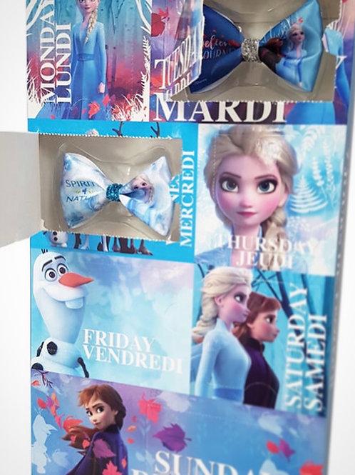 Frozen 2 Advent 7 Day Calendar