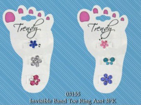 Trendy Toe Ring