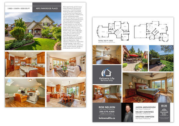 REAL ESTATE FEATURE SHEET