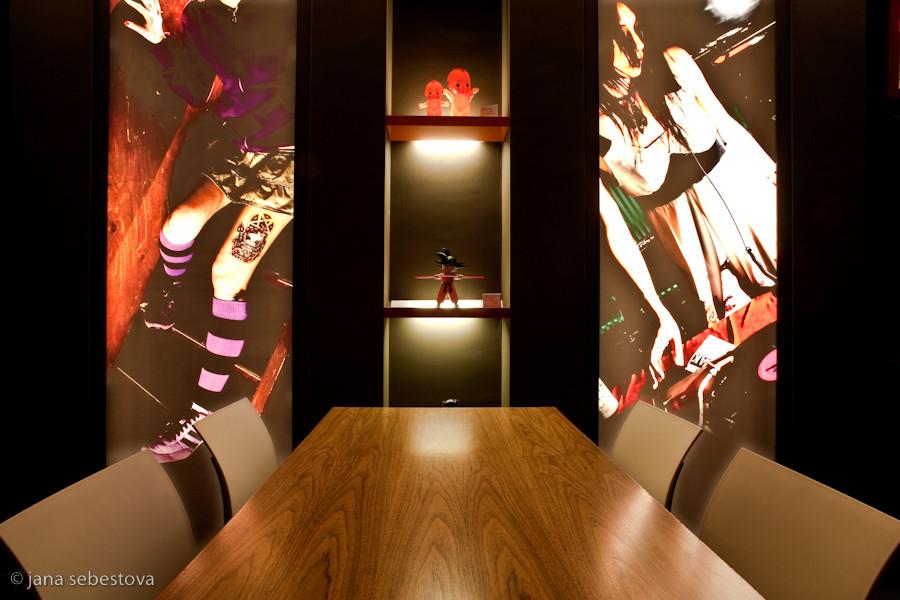 Tokyo room.