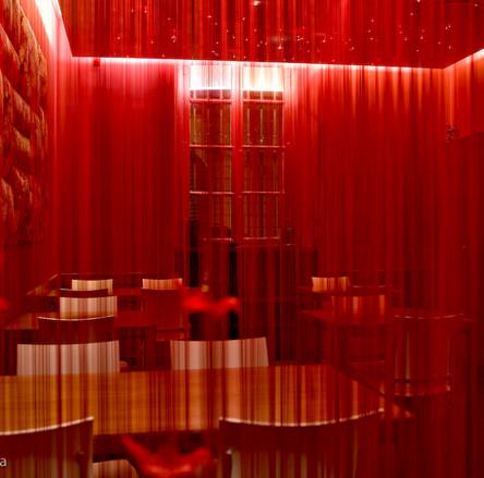 Geisha room .