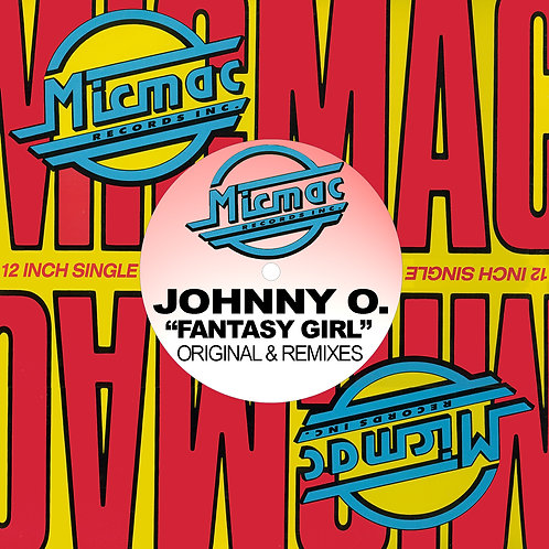 JOHNNY O. Fantasy Girl CD Shipping Included
