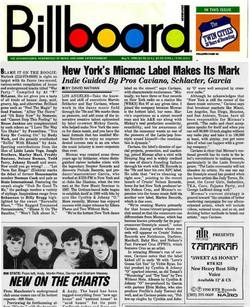 Billboard Micmac Makes It's Mark