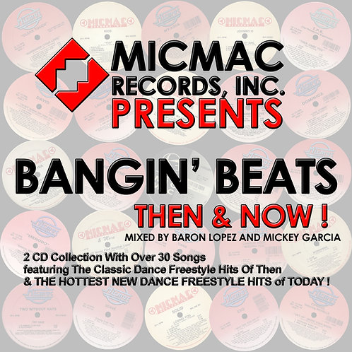 BANGIN' BEATS THEN & NOW VOL1 DOUBLE CD Shipping I