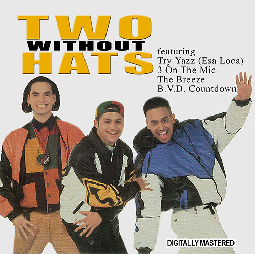 TWO WITHOUT HATS ALBUM CD Shipping Included