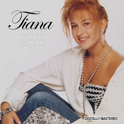 TIANA ALBUM CD Shipping Included