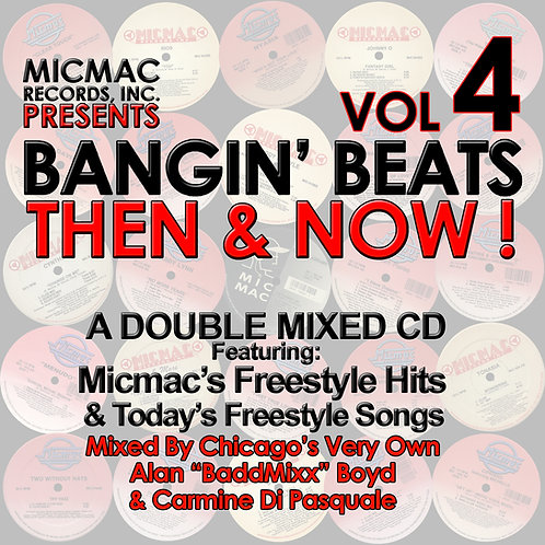 BANGIN' BEATS THEN & NOW VOL4 DOUBLE CD Shipping I