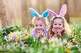 부활절 달걀 행복 어린이
